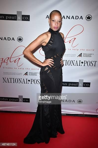 Stacey at Ambi Gala
