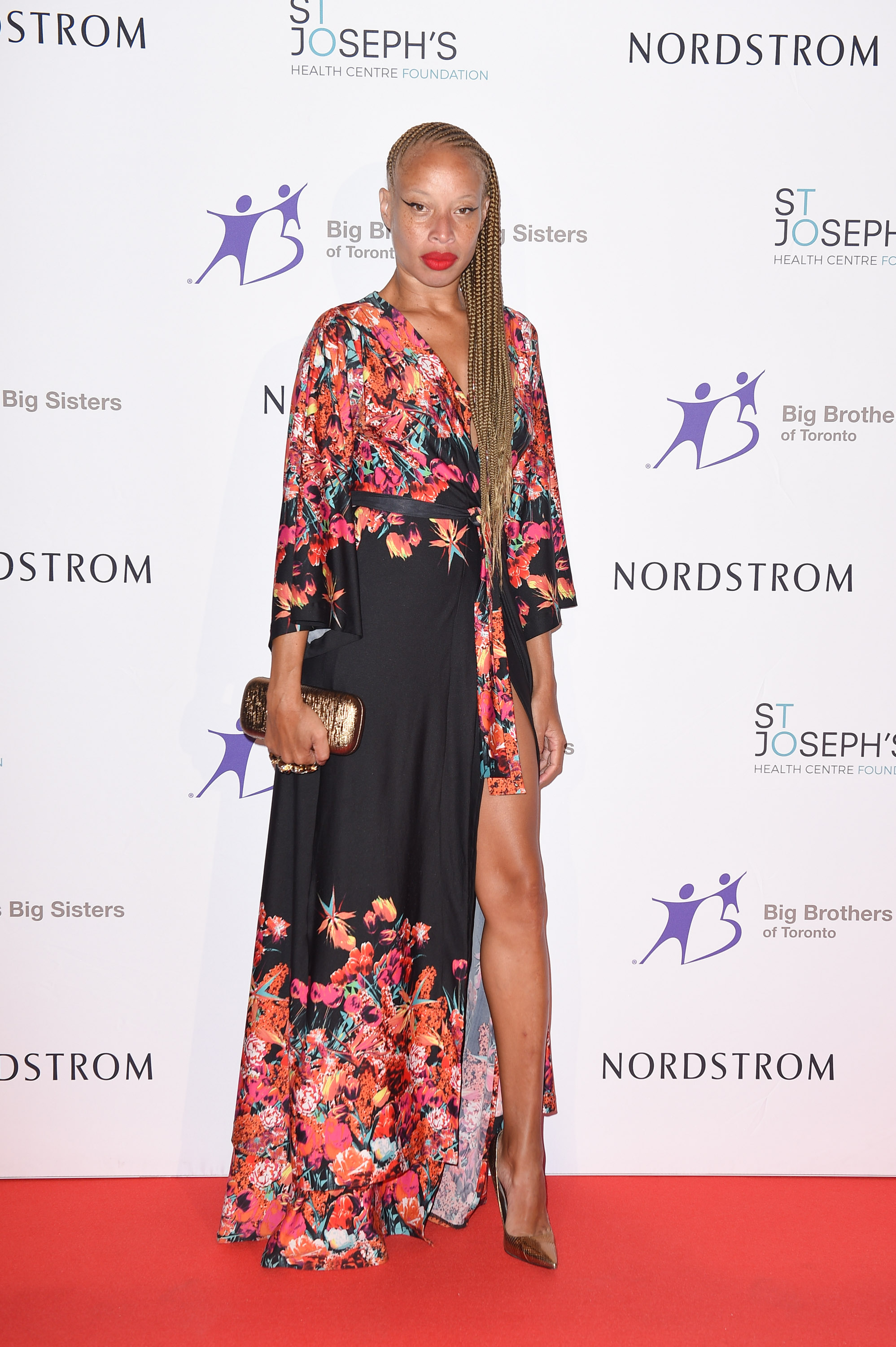 Stacey at Nordstrom Opening