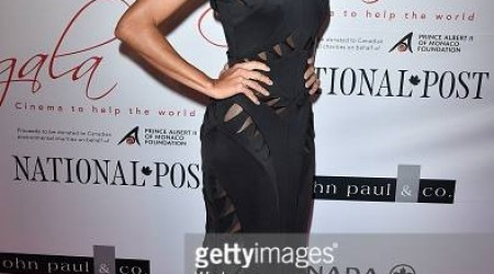 Stacey attends The Ambi Gala in Honor of Prince Albert Foundation