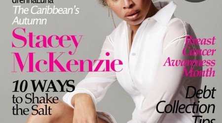STACEY COVERS TRIPLE THE FOCUS MAGAZINE